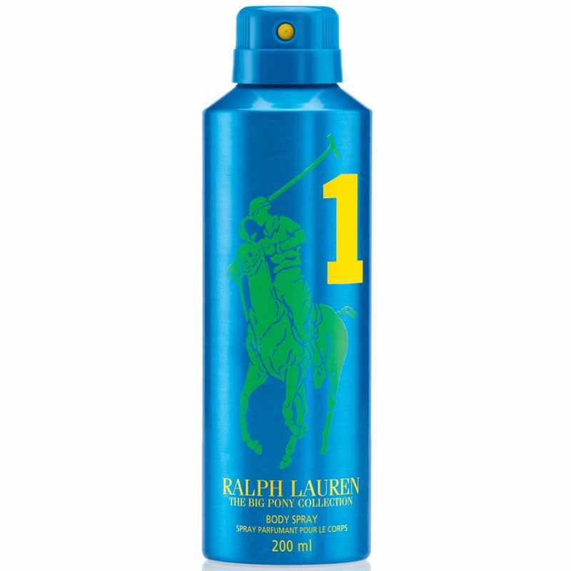 ralph lauren 1 big pony blue deo spray 200 ml 11